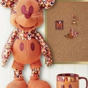 Mickey Mouse Memories JULY Set Authentic